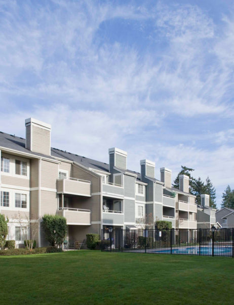 Sienna Park Apartments Grounds