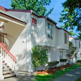 Arbor Point Apartments Exterior