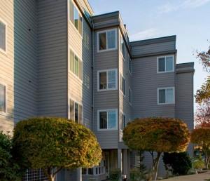 Baywatch Apartments Exterior