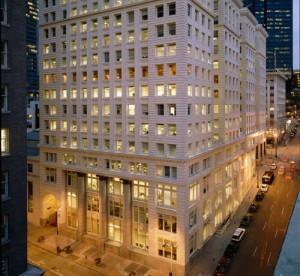 Dexter Horton Building Perspective View