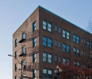 Fairmont Apartments Building