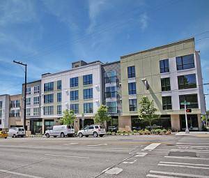 Belay Apartments Exterior