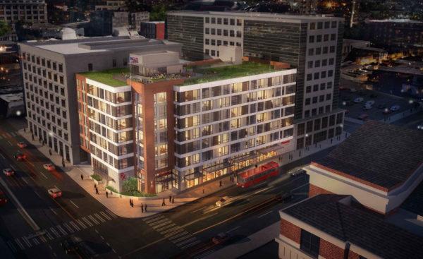 ICON Building view