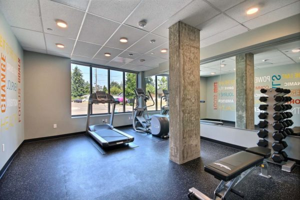 The 205 Gym