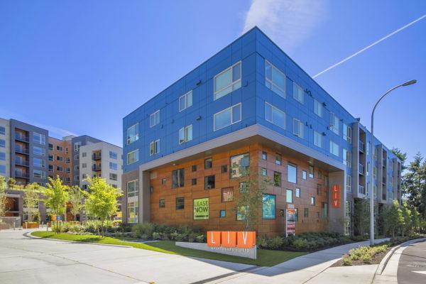 LIV apartments Exterior