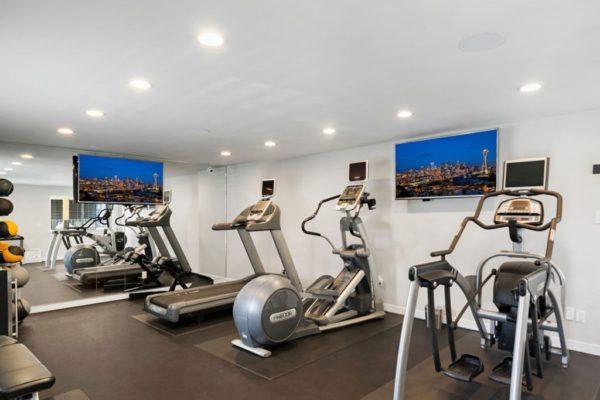 Aero Apartments Gym
