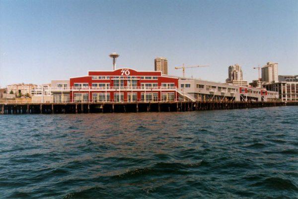 Pier 70 Exterior