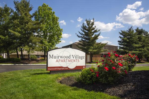 Muirwood Village Apartments Signage