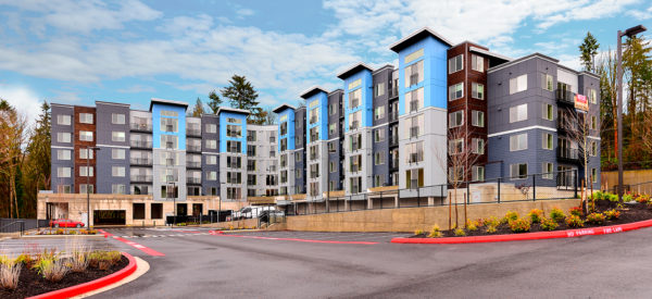 Notch Apartments Exterior