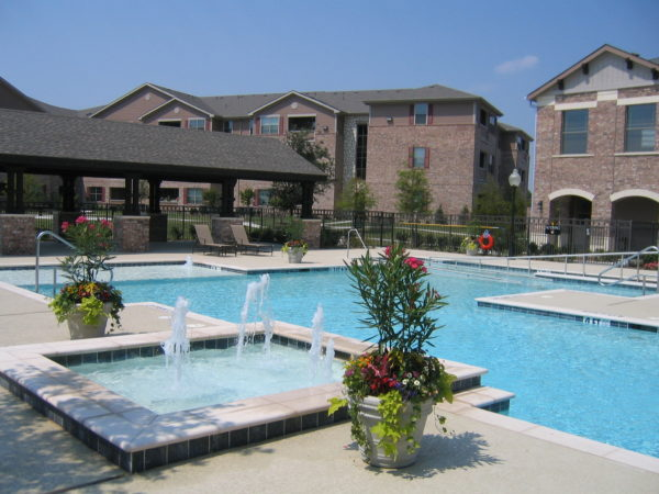Primrose Park Place pool