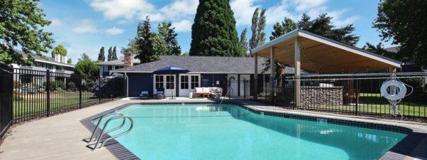 Revive Apartments Pool 1