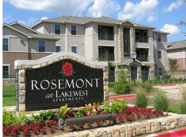 Rosemont at Lakewest Signage