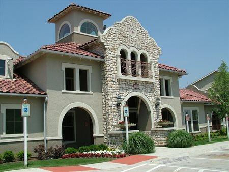 Rosemont at Laredo Vista Exterior