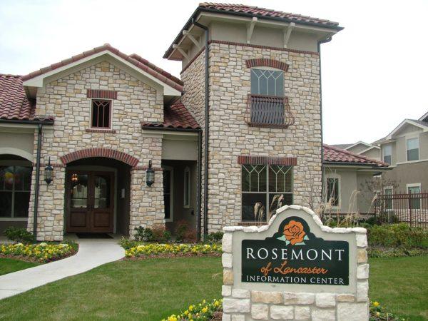 Rosemont at Lancaster Exterior