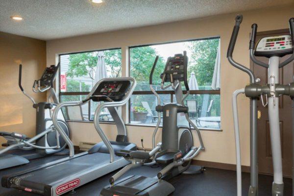 The Verandas Apartments Gym