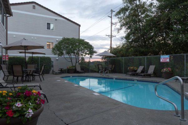 The Verandas Apartments Pool