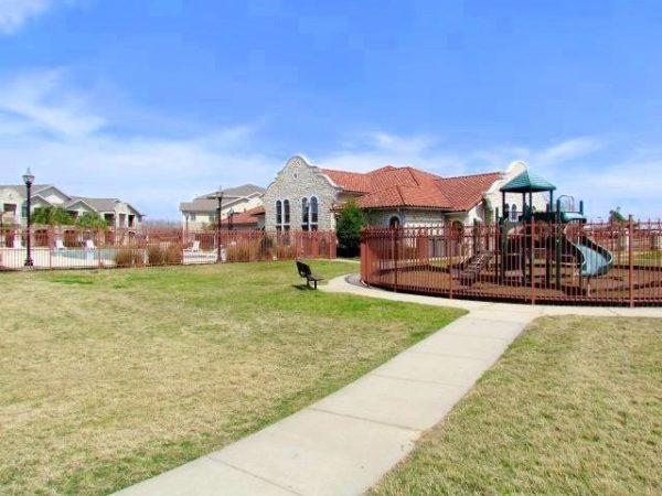 Rosemont at Baytown Playground