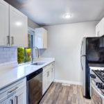 Timbre Apartments Kitchen